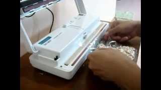 Cara Menggunakan Vacuum Sealer Sinbo
