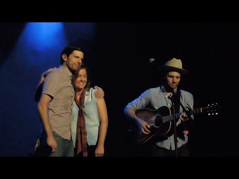 "The Avett Brothers + Brandi Carlile ""Murder in the City"" live 4/10/16"