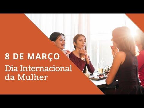 Imagem post: 8 de Março: Dia internacional da Mulher