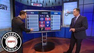 Predicting the National League playoff teams | Baseball Tonight | ESPN