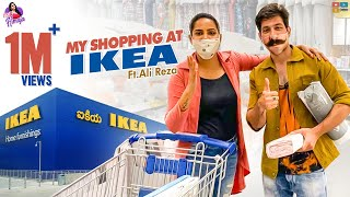My shopping at IKEA featuring Ali Reza- Himaja..