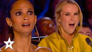 OUTSTANDING AUDITIONS That SHOCKED Us on Britain's Got Talent From 2019! | Got Talent Global