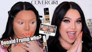 FIRST IMPRESSIONS USING COVERGIRL!