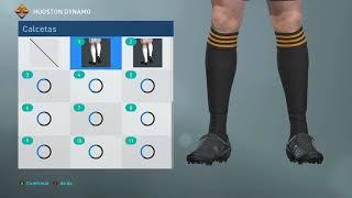 Kits Club Houston Dynamo MLS PES 2019 Xbox One