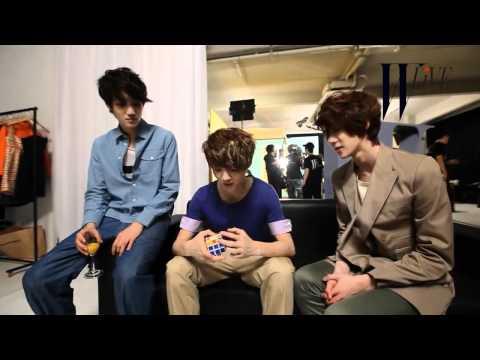 [ซับไทย] EXO_W Live 1 S.M. Fashionistas_ Clip 5 Thai sub