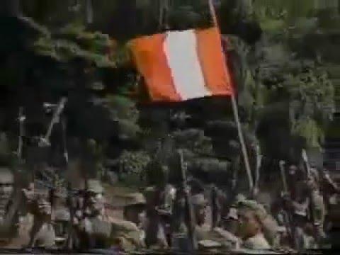 Himno a la Victoria en el Cenepa 1995