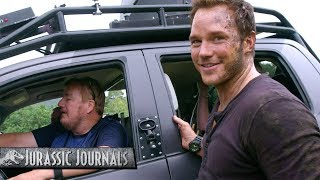 Chris Pratt's Jurassic Journals: Dean Bailey