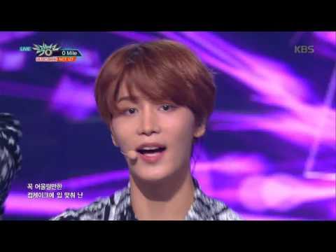 뮤직뱅크 Music Bank - 0 Mile - NCT127.20170714