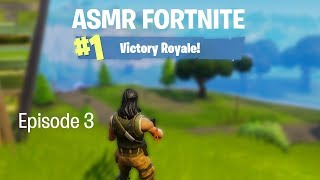 ASMR Gaming: Fortnite Ep. 3 (Gum Chewing)