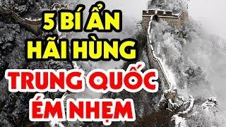 Dựng Tóc Gáy Với Bí Ẩn Lịch Sử Trung Quốc, Bí Ẩn Số 3 Gây Chấn Động Trung Hoa