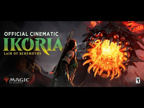 Magic the Gathering : Ikoria: Lair of Behemoths - Booster Pack (15 cards)