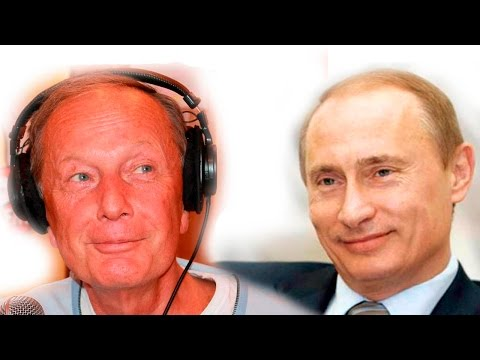 Рингтоны Путина. Михаил Задорнов, отрывок нового концерта