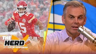 Colin Cowherd plays the 3-Word Game after NFL Week 15 | NFL | THE HERD