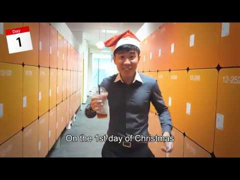 12 Days of Christmas, PwC style!