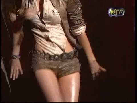 Jeon Hye Bin(전혜빈) - 2AM(투에이엠) 20051008 Show Music Tank