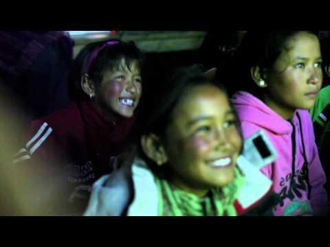 Bolek i Lolek w Himalajach. Zobacz reakcje dzieci!