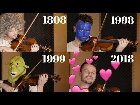 Evolution of Meme Music - PART 2 | (1808-2018)