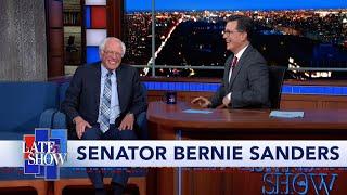 Sen. Bernie Sanders: The Impeachment Inquiry Needs To Move Quickly