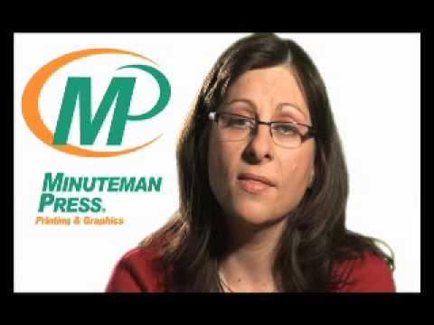 Monica Moody of Minuteman Press