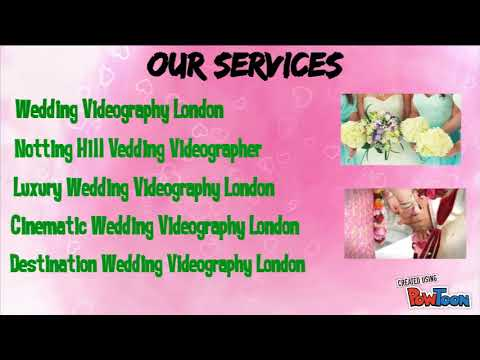 Best Wedding Videographer in London at Cheap Cost