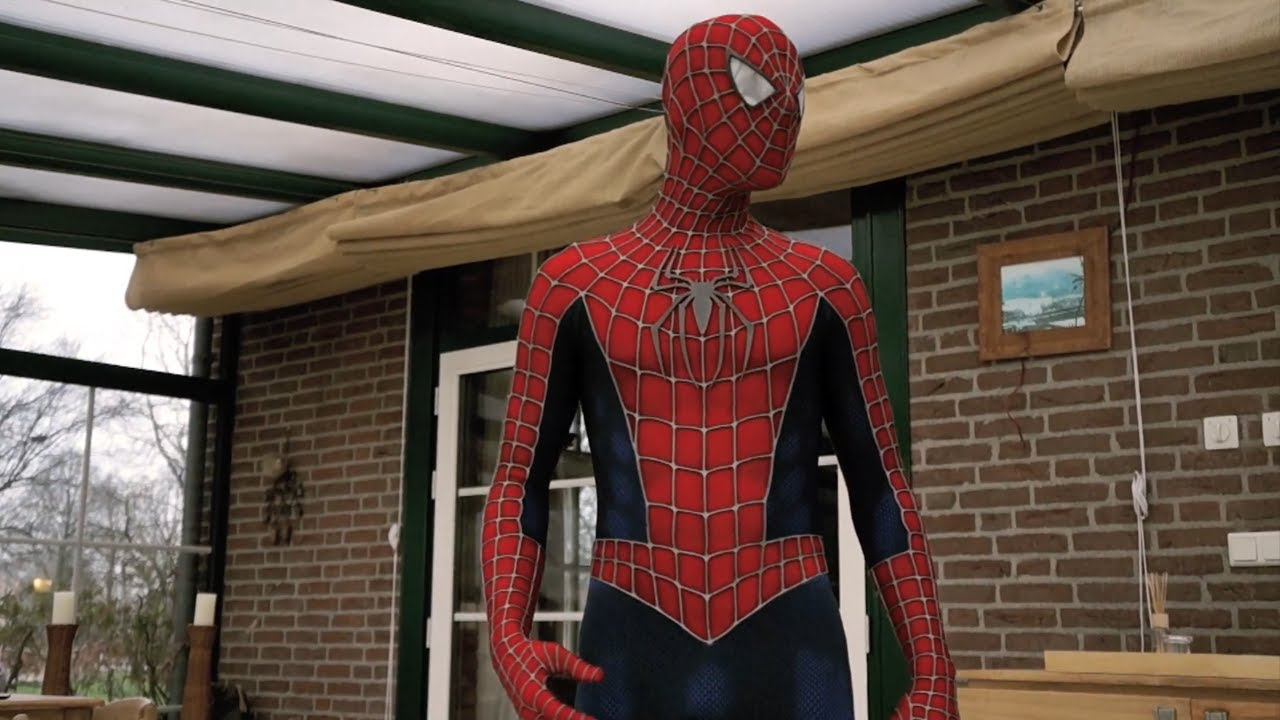 Spider-Man Costume Replica - Original Movie Suit - 2013 ...