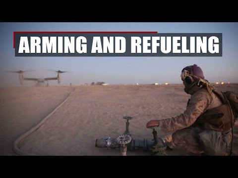 Special Purpose MAGTF | Forward Arming and Refueling Point