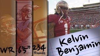 Official Highlights | Florida State WR Kelvin Benjamin
