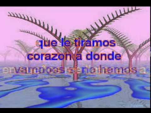 A QUE LE TIRAMOS - BRONCO karaoke