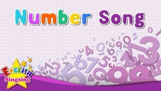 Number Song - 123 Song - Counting  1 to 10 , 11 to 20, 10 to 100, 1 to 100 -  Learn number for kids