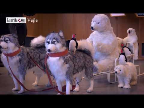 Plysdyr fra Hansa Toys - Bamser HD