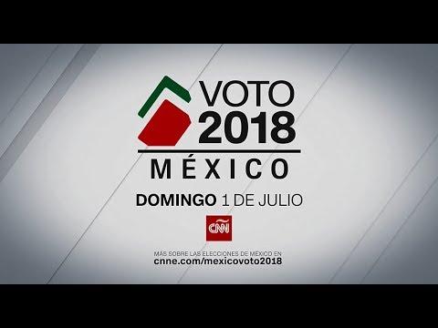 CNN en Español cubrirá las elecciones presidenciales de México