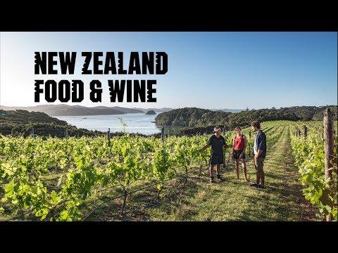Taste New Zealand's food and wine