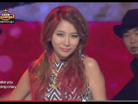 Brown eyed girls - Recipe, 브라운아이드걸스 - 레시피,  Show Champion 20130731