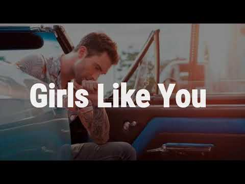 Maroon 5 - Girls Like You ft. Cardi B (Lyrics)
