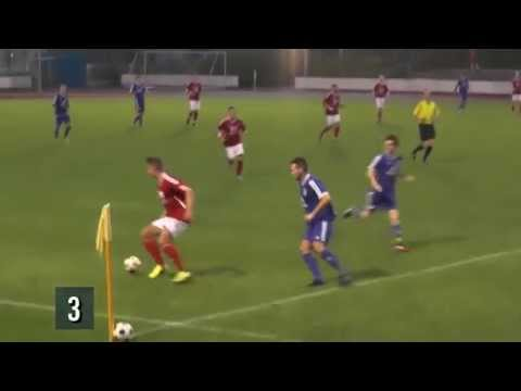 Vorschlag für das Tor der Hinserie 14/15 - Till Mosler (TSV Uetersen) | ELBKICK.TV