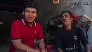 Reportase Radar Bali di KRB III Gunung Agung