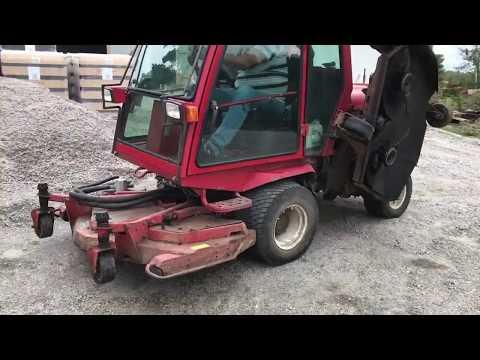 Köp Åkgräsklippare Toro Groundmaster 4000 D på Klaravik