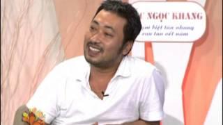 """Talk với Lê Hoàng """"Khi đàn ông nhậu"""" -Vui Sống Mỗi Ngày [VTV3 - 19.10.2012]"""