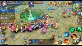 [Thiện Nữ Mobile - VNG] - Hướng Dẫn HĐ Cho Tân Thủ Mới Vào Game
