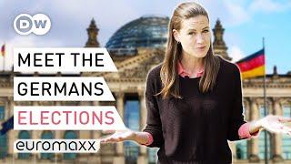 German Politics: Elections & Voting In Germany   Meet the Germans