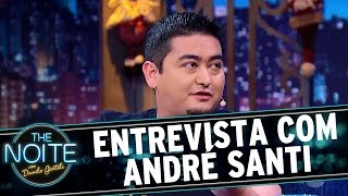 Entrevista com André Santi