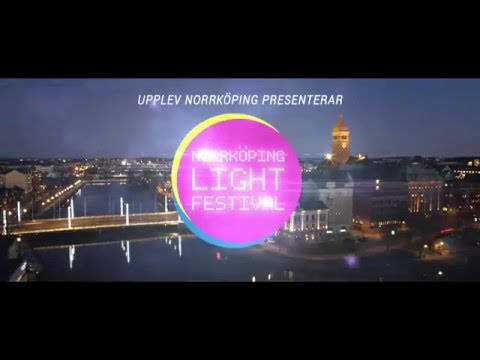 Norrköping Light Festival 2015-2016