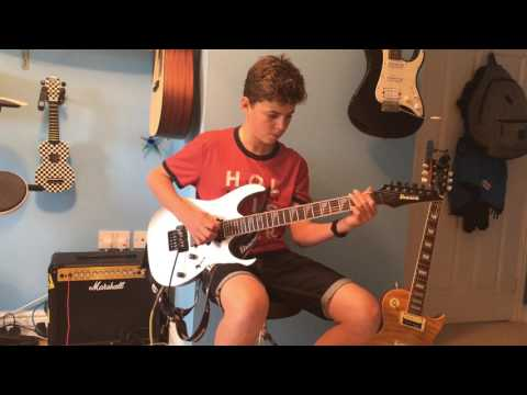 in my mind- the amazons guitar cover by sam shearn