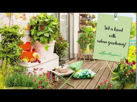 LECHUZA Urban Gardening - english