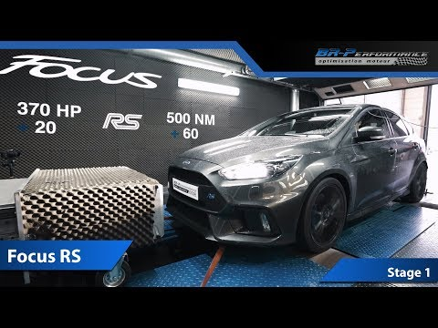 Ford Focus RS 2.3T Ecoboost Remap Stage 1 By BR-Performance