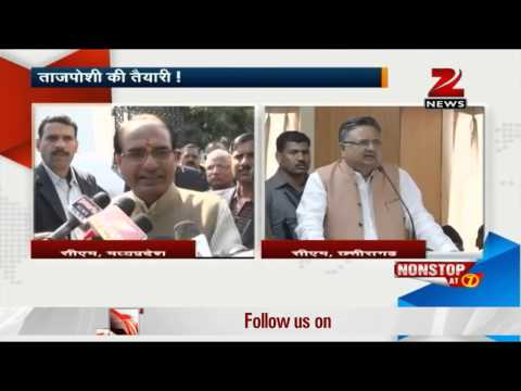Shivraj Singh Chouhan to take oath as MP CM for 3rd time on 14 Dec
