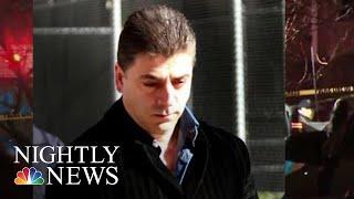 Reputed Mafia Boss Gunned Down Outside New York City Home | NBC Nightly News