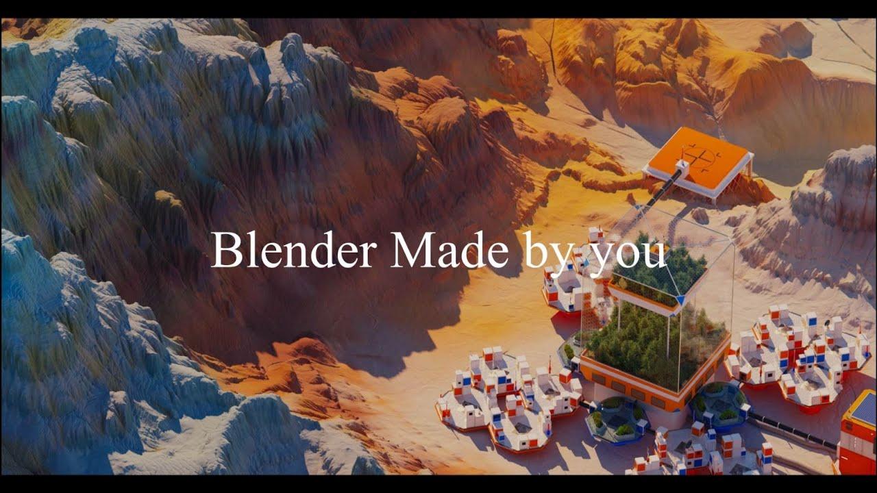 Blender Reel 2019/ 2020