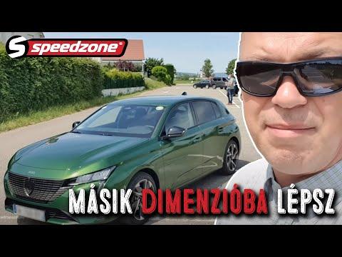 Speedzone teszt: Peugeot 308 (2021): Másik dimenzióba lépsz
