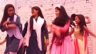 Milestone school girls dance